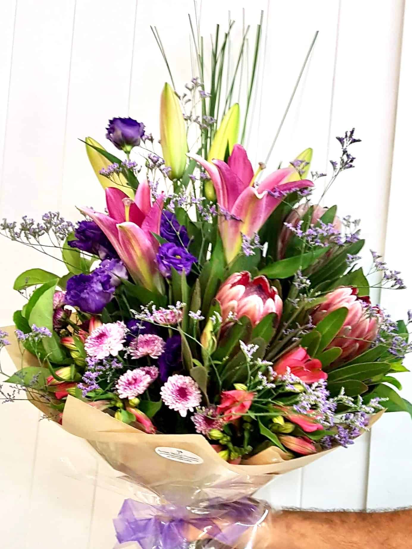 Premium Flower Bouquets - Aussie World Flowers - Sunshine ...