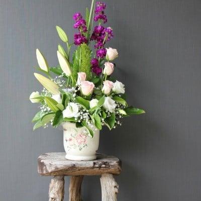 floral box 90 2