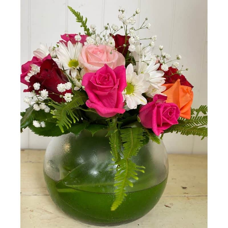 rose bowl dozen